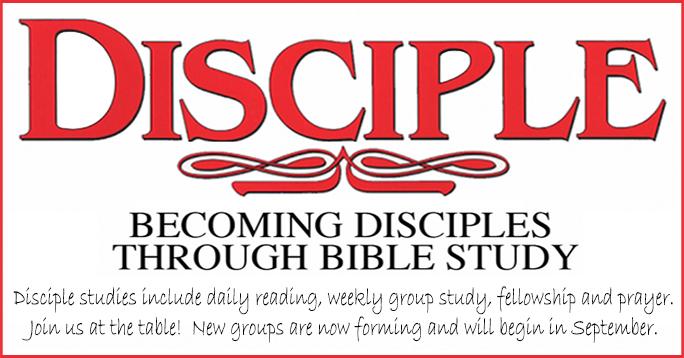 Disciple Fall 2106 POST