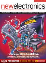New Electronics - April 2013