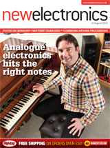 New Electronics - August 2013
