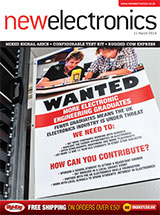 New Electronics - March 2014