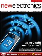 New Electronics Magazine - March, 25 2014