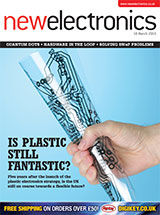 New Electronics - March 10, 2015
