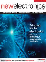 New Electronics - November 24, 2015