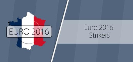 Euro 2016 Strikers - Fantasy Football Tips