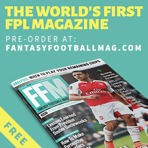 Pre-order Fantasy Football Magazine here