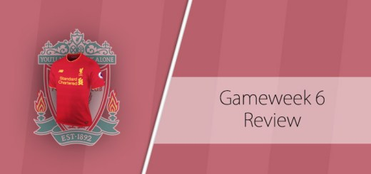 FPL Gameweek 6 Review