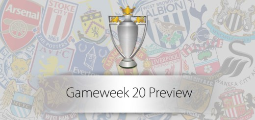 Gameweek 20 Preview