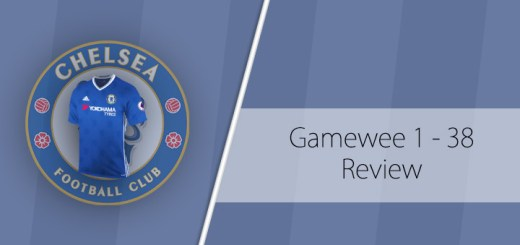 Gameweek 1-38 Review