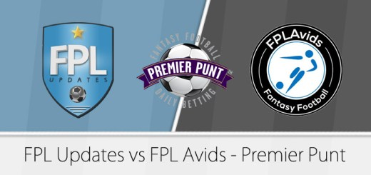 FPL Updates vs. FPL Avids on Premier Punt - Gameweek 2