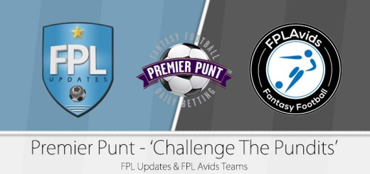 Premier Punt 'Challenge the pundits' league
