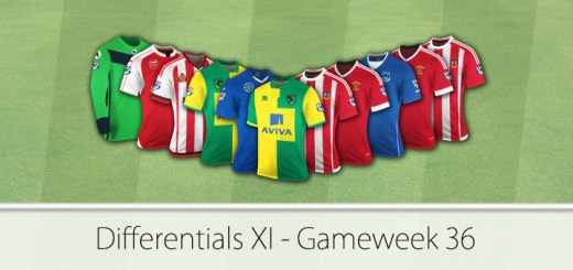 FPL Differentials XI Gameweek 36