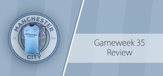 Gameweek 35 Review