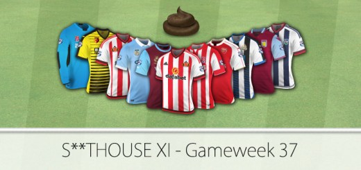 S**THOUSE XI – Gameweek 37 FPL Tips – Fantasy Premier League Tips