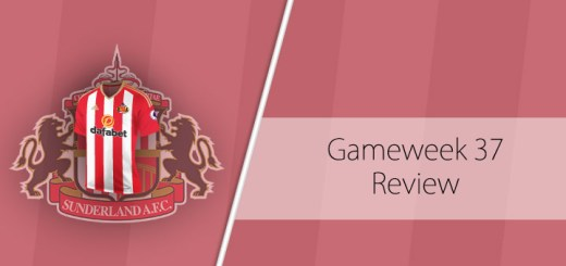 Gameweek 37 Review
