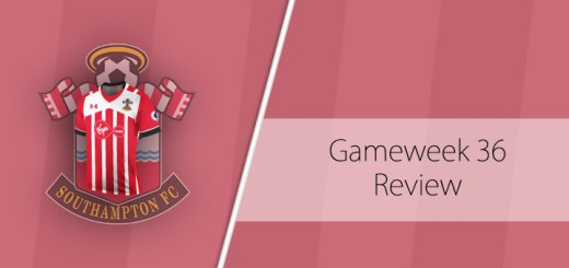 Gameweek 36 Review