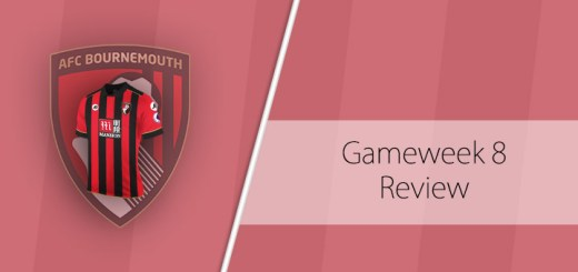 FPL Gameweek 8 Review