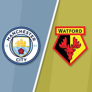 Manchester City vs Watford