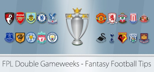 FPL Double Gameweeks