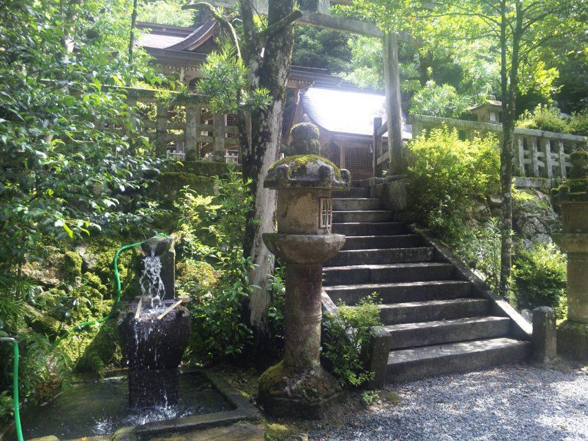 天照皇太大神社の本殿