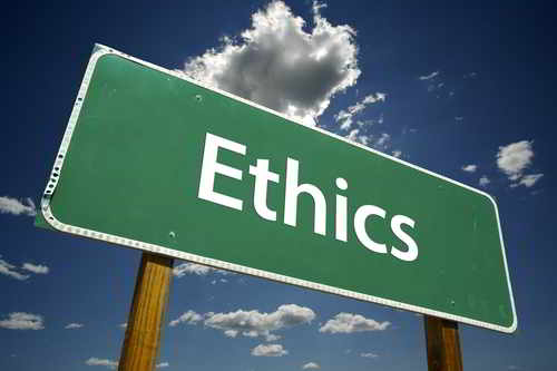 How personal can ethics get?