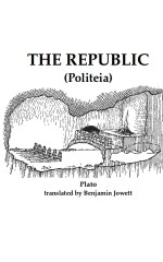 Plato Republic cover