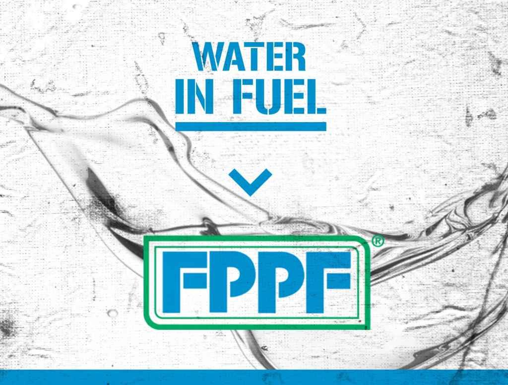 liquid fuel treatment behind FPPF logo and text