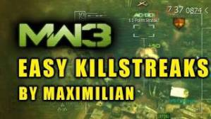 Killstreaks Made Easy
