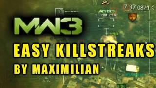 Killstreaks Made Easy