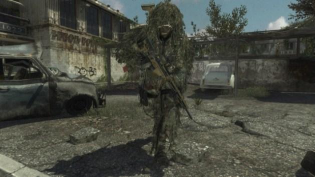 [MW3] QS,DSの勉強になるスナイパー(MSR)プレイ動画 in FFA