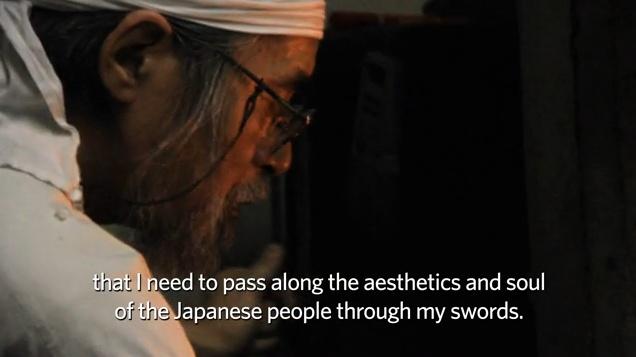 [休憩動画] 古刀を作り続けて40年…成功した刀は1本か2本、今を生きる伝統刀鍛冶
