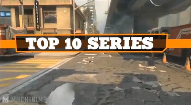 CoD:BO2:「最高の瞬間」TOP10!1位が爽快