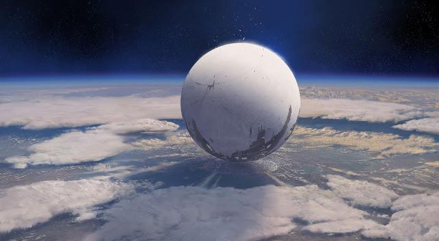 Destiny:期待高まる、新コンセプトアートとキャラクターを公開