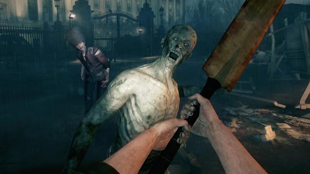 次世代ゾンビゲー『ZombiU』、高画質プレイ動画公開。頻繁にコントローラを見る必要がある模様