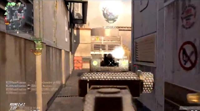 [BO2] Black Ops 2:1ラウンドで116キル、計181キル達成。敵軍戦意喪失動画