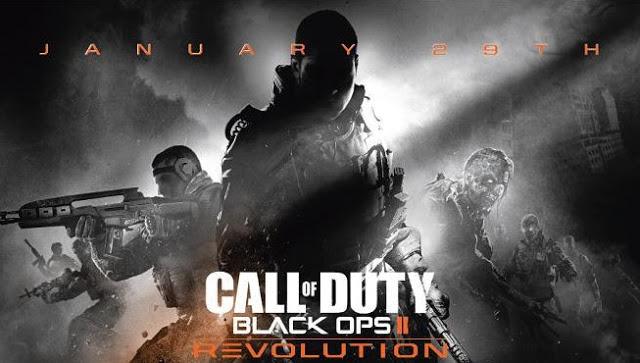 [BO2] Black Ops 2:DLC「REVOLUTIONS」のPS3&PC版は2/28!マップや武器の追加情報も判明