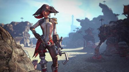 『Borderlands 2』第一弾追加DLC「キャプテン・スカーレットと海賊の秘宝」詳細と『シーズンパス』概要