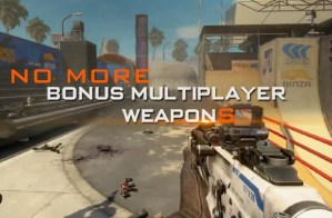 CoD:BO2:第2弾DLC「Uprising」に限らず、今後武器の追加はなし