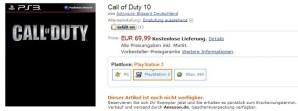 [MW4] 『Modern Warfare 4』、Amazon.deで早くも予約受け付け開始