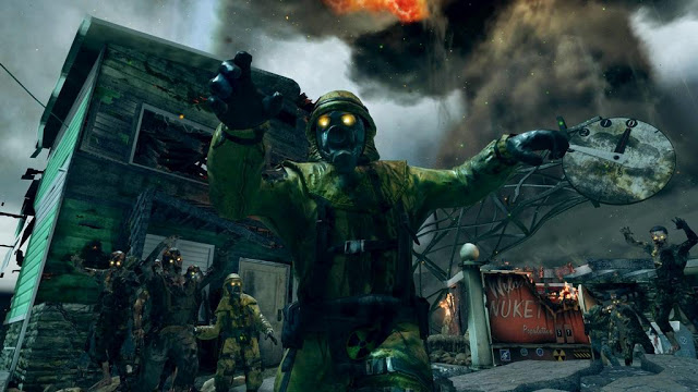 "[BO2] Black Ops 2:""Nuketown Zombies""配信開始(Xbox 360)"