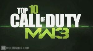 [MW3] TOP10プレイ!(by Hazard Cinema EP1)