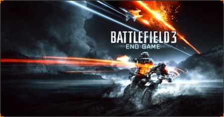 """BATTLEFIELD 3:""""END GAME""""は3/5から配信!レア武器「M1911 S-TAC」も解禁"""