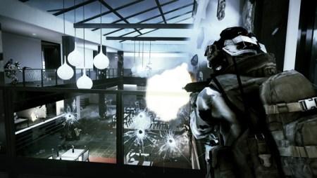 [BF3] 壁をぶち壊せるCoD?室内戦DLC『Close Quarters』が熱い!火炎放射器も登場か