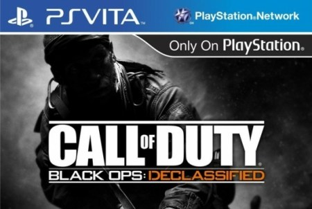 PS Vita版CoD『Call of Duty: Black Ops: Declassified』マルチプレイも搭載か。ボックスアートと説明文からいくつかの要素が判明