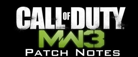 [MW3] パッチ:『CoD:Modern Warfare 3』パッチ1.18の内容 (PS3版)