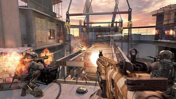 "[MW3] パッチ:1.11 リリース。海外PS3のCall of Duty Elite 有料会員向け新マップ""Overwatch""がプレイ可能に"