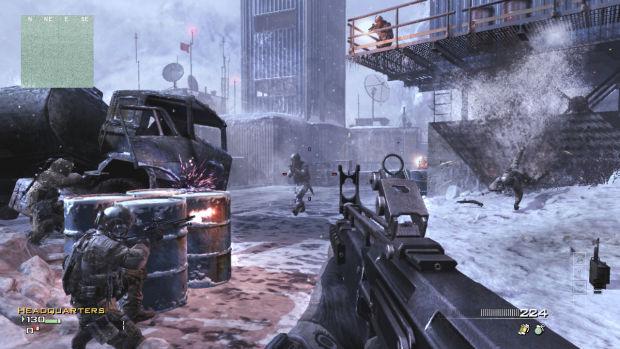 [MW3] ハック:『Modern Warfare 3』新ハック? 味方が敵に偽装、武器強制変更、モード変更など
