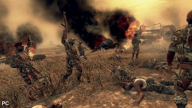 [BO2] 『Black Ops 2』各機種のグラフィック比較、PS3が残念な結果に