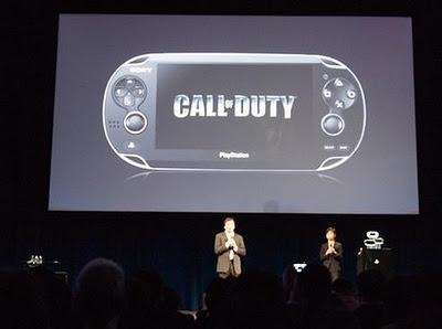 [CoD] PS VITA版 Call of Duty 続報!今秋発売か!