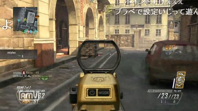 [BO2] チート:『Black Ops 2』お祭りハック部屋動画。自動ストリーク、高速移動、異常スコア、弾無限など