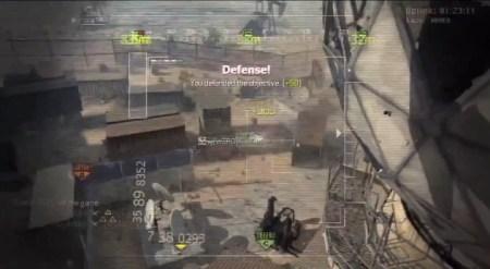 [MW3] MP5で走り回って75キル6デス。リーパー巧すぎ動画